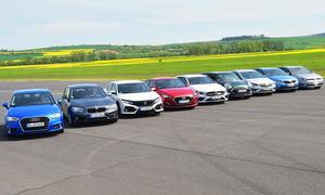 A3/1er/Civic/i30/A-Klasse/Clubman/Astra/Octavia/Golf