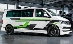 VW Abt e-Transporter