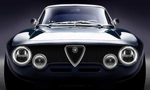 Alfa Romeo Giulia GTe Electric (2020)
