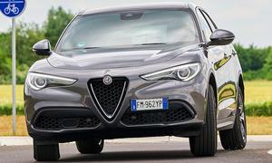 Alfa Romeo Stelvio 2.0 Turbo 16V Q4