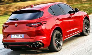 Alfa Romeo Stelvio Quadrifoglio: Test