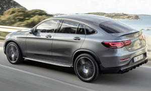 Mercedes-AMG GLC 43 4Matic Coupé Facelift (2019)