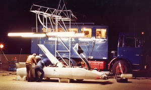 ARVW in Nardo (1980): Rekorde