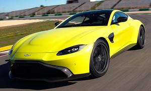 Aston Martin Vantage (2017)