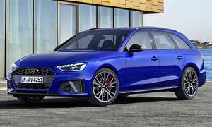 Audi A4 Avant Facelift S Line Competition Plus (2021)