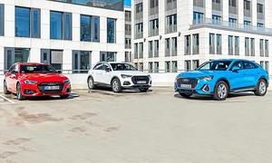 Audi A4 Avant/Audi Q3/Audi Q3 Sportback