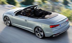 Audi A5 Cabrio Facelift (2019)