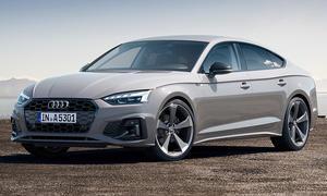 Audi A5 Sportback Facelift (2019)
