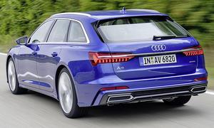 Audi A6 Avant (2018)