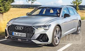 Audi A6 Avant Facelift (2023)