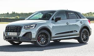 Audi Q2 Facelift (2020)