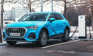 Audi Q3 45TFSIe (2021)