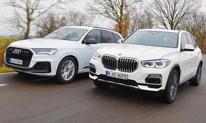 Audi Q7 60 TFSI e quattro/BMW X5 xDrive45e