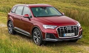 Audi Q7 Facelift (2019)