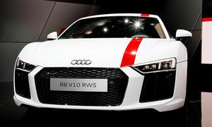Audi R8 V10 RWS (2017)