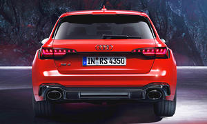Audi RS 4 Facelift (2019)