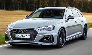 Audi RS 4 Avant Facelift