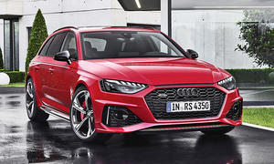 Audi RS 4 Avant Facelift (2019)