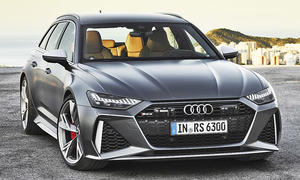 Audi RS 6 Avant (2019)
