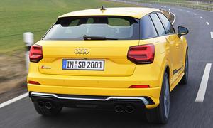 Audi SQ2: Test