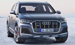 Audi SQ7 Facelift (2019)