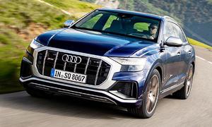 Audi SQ8 (2019)
