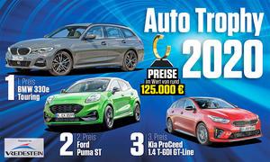 Auto Trophy 2020: Leserwahl