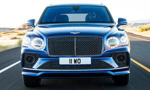 Bentley Bentayga Speed Facelift (2020)