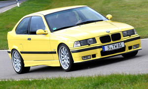BMW 323ti Compact: Youngtimer kaufen