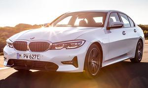 BMW 330e (2019): Motor