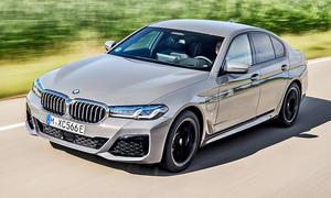 BMW 545e xDrive (2020)