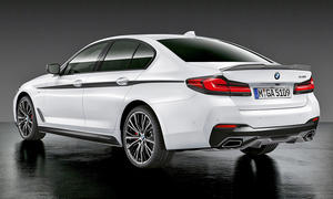 BMW 5er Facelift (2020) mit M Performance Parts
