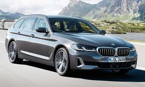 BMW 5er Touring Facelift (2020)