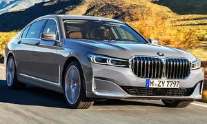 BMW 7er Facelift (2019)