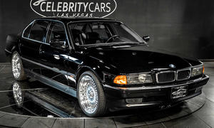 BMW 750 Li von Tupac