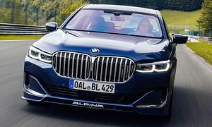 BMW Alpina B7 Facelift (2019)