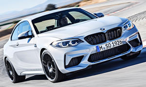 BMW M2 Competition (2018)