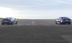 BMW M8/BMW M5: Video