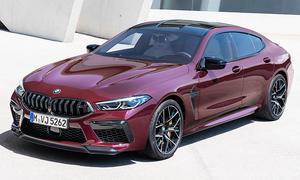BMW M8 Gran Coupé (2019)
