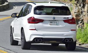 BMW X3 M (2019)