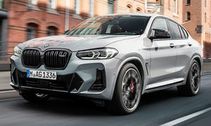 BMW X4 M40i Facelift (2021)