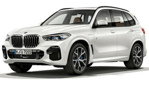 BMW X5 xDrive45e iPerformance (2019)