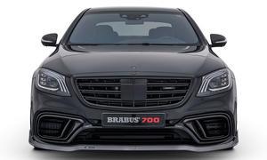 Mercedes-AMG S 63: Tuning von Brabus
