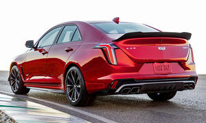Cadillac CT4-V Blackwing (2021)