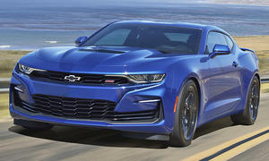 Chevrolet Camaro Facelift (2019)