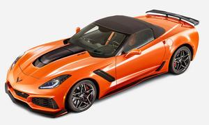 Corvette ZR1 Cabrio (2019)
