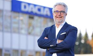 Dacia-Markenchef Christophe Mittelberger