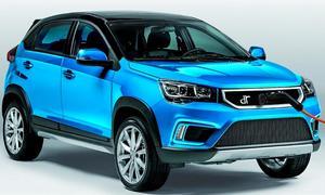 Elektro-SUV DR3 EV (2019)