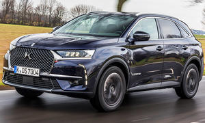 DS 7 Crossback BlueHDi 180 (2017)