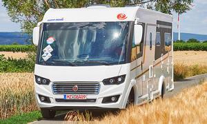 Eura Mobil Integra I 760 HS (2019)